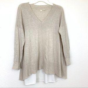 Anthropologie MOTH blouse